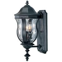 Savoy House 5-304-BK Monticello 2 Light 18 inch Black Outdoor Wall Lantern