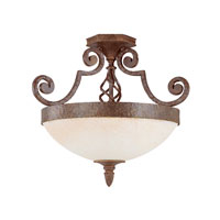 Savoy House Valencia Semi-Flush Mount Lighting KP- photo thumbnail