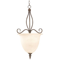 Savoy House Bryce 4 Light Pendant in Sunset Bronze KP-98-4-91