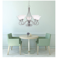 Savoy House KP-SS-95-5-69 Polar 5 Light 28 inch Pewter Chandelier Ceiling Light alternative photo thumbnail