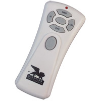 Savoy House RMT007 Signature White/Cream Hand Held Fan Control, Hand Held