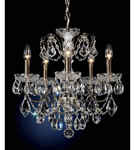 Schonbek 1704 49 century 5 light 17 inch black pearl chandelier schonbek 1704 49 century 5 light 17 inch black pearl chandelier ceiling light photo mozeypictures Image collections