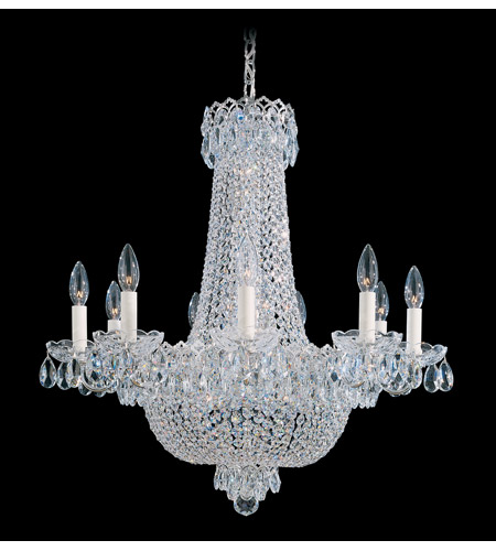 Schonbek 2621-40 Camelot 17 Light 24 inch Silver Chandelier Ceiling Light in Polished Silver photo