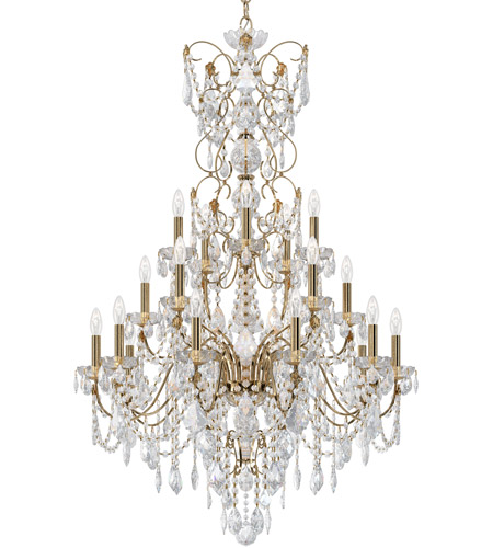 Schonbek 1716-211 Century 20 Light 37 inch Aurelia Chandelier Ceiling Light photo