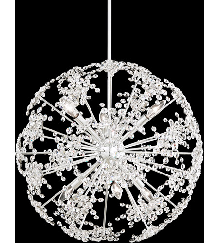 Schonbek DN1024N-306S Esteracae 6 Light 24 inch White Luster Pendant Ceiling Light photo