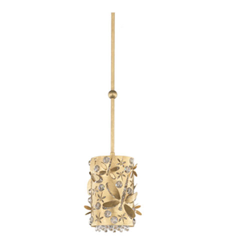 Schonbek Shadow Dance Pendant in Heirloom Gold and Clear Spectra Crystal Trim SH0408N-22A photo