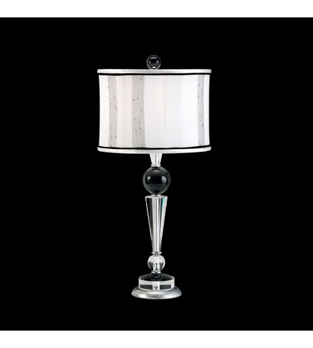 Schonbek Deco Lamps 1 Light Table Lamp in Polished Silver 10459N-40 photo
