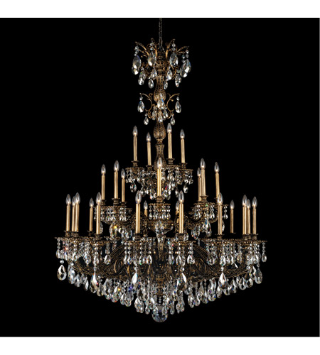 Schonbek Midnight Gild Chandeliers