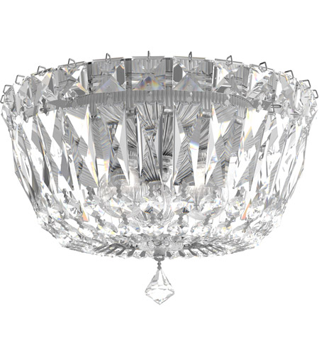 Light 8 Inch Silver Flush Mount Ceiling