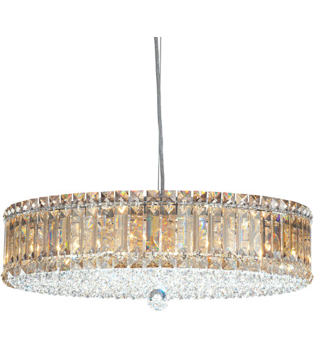 Schonbek 6672A Plaza 15 Light 21 inch Stainless Steel Pendant Ceiling Light in Clear Spectra photo