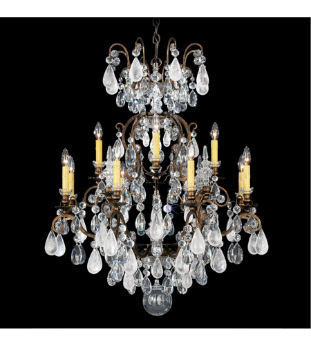 Clear Crystal Vintage Chandeliers
