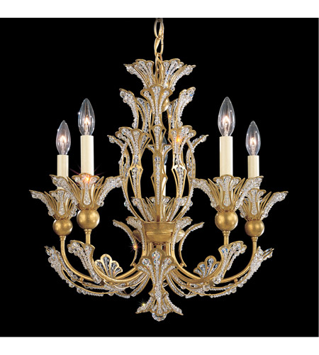Schonbek Heirloom Gold Rivendell Chandeliers