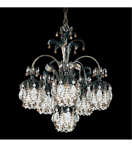 Schonbek Heirloom Bronze Chandeliers