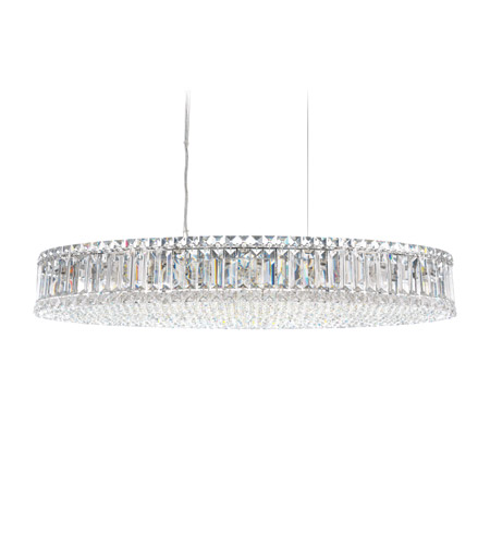 Schonbek 6678A Plaza 16 Light 16 inch Stainless Steel Pendant Ceiling Light in Clear Spectra photo