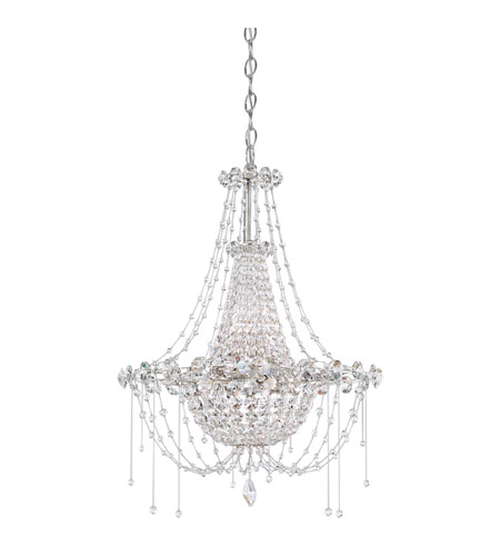Schonbek cm8319n 401a chrysalita 6 light 19 inch stainless steel schonbek cm8319n 401a chrysalita 6 light 19 inch stainless steel chandelier ceiling light in spectra aloadofball Choice Image