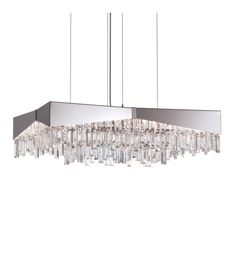 Schonbek Steel Pendants