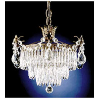 Schonbek Windsor 1 Light Pendant in Textured Bronze and Clear Legacy Collection Trim 1350-73 photo thumbnail