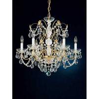 Schonbek Madison GOLD PEND with LEGACY Crystal CLEAR Color 1592-20