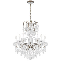 Schonbek 3657-23H New Orleans 10 Light 28 inch Etruscan Gold Chandelier Ceiling Light in New Orleans Heritage