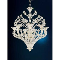 Schonbek Rivendell 6 + 9 Light Chandelier in French Provincial and Strass Crystal 7884-34S
