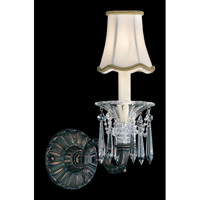 Schonbek Birmingham 1 Light Wall Sconce in Coppertina and Clear Heritage Handcut Trim 3671-87 photo thumbnail