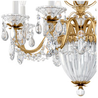 Schonbek 1238N-22A Bagatelle 11 Light 27 inch Heirloom Gold Pendant Ceiling Light in Clear Spectra alternative photo thumbnail