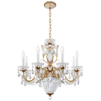 Schonbek 1238N-40H Bagatelle 11 Light 27 inch Silver Pendant Ceiling Light in Polished Silver, Clear Heritage alternative photo thumbnail