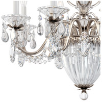 Schonbek 1238N-48H Bagatelle 11 Light 27 inch Antique Silver Pendant Ceiling Light in Clear Heritage alternative photo thumbnail