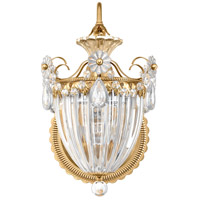 Schonbek 1240-22 Bagatelle 1 Light 11 inch Heirloom Gold Lantern Wall Sconce Wall Light in Clear Heritage