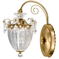 Schonbek 1240-22A Bagatelle 1 Light 11 inch Heirloom Gold Lantern Wall Sconce Wall Light in Clear Spectra alternative photo thumbnail