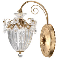 Schonbek 1240-26 Bagatelle 1 Light 11 inch French Gold Lantern Wall Sconce Wall Light in Clear Heritage alternative photo thumbnail