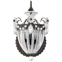 Schonbek 1240-76 Bagatelle 1 Light 11 inch Heirloom Bronze Lantern Wall Sconce Wall Light in Clear Heritage