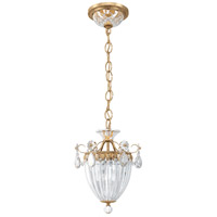 Schonbek 1243-23S Bagatelle 3 Light 11 inch Etruscan Gold Pendant Ceiling Light in Clear Swarovski alternative photo thumbnail