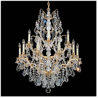 Bordeaux 15 Light 32 inch French Gold Chandelier Ceiling Light