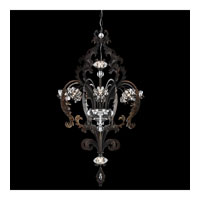 Schonbek Brocade 10 Light Chandelier in Heirloom Bronze and Crystal Swarovski Elements Trim BR3858N-76S