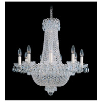 Schonbek 2621-40 Camelot 17 Light 24 inch Silver Chandelier Ceiling Light in Polished Silver photo thumbnail
