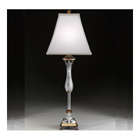 Schonbek Cellini 1 Light Table Lamp in Heirloom Gold 20169N-22