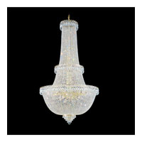 Schonbek Camelot 57 Light Chandelier in Special Gold and Clear Gemcut Trim 2642-20
