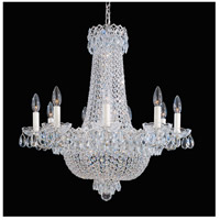 Camelot 17 Light 24 inch Silver Chandelier Ceiling Light in Polished Silver