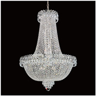 Schonbek 2626-40 Camelot 22 Light 24 inch Silver Chandelier Ceiling Light in Polished Silver