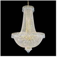 Schonbek 2628-211 Camelot 31 Light 28 inch Polished Gold Chandelier Ceiling Light in Aurelia