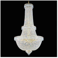 Schonbek 2642-40 Camelot 57 Light 34 inch Silver Chandelier Ceiling Light in Polished Silver