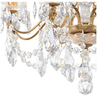 Schonbek 1707-26 Century 8 Light 24 inch French Gold Chandelier Ceiling Light alternative photo thumbnail