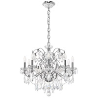 Schonbek 1709-40 Century 9 Light 26 inch Silver Chandelier Ceiling Light in Polished Silver alternative photo thumbnail