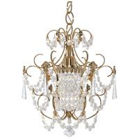 Schonbek 1829-211 Century 1 Light 13 inch Aurelia Chandelier Ceiling Light