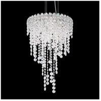 Chantant 4 Light 14 inch Stainless Steel Pendant Ceiling Light in Clear Heritage, Strand