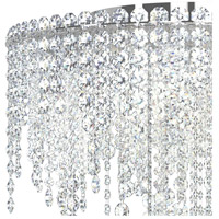 Schonbek CH1801N-401A Chantant 5 Light 21 inch Stainless Steel Flush Mount Ceiling Light in Clear Spectra, Strand alternative photo thumbnail