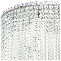Schonbek CH2403N-401A Chantant 6 Light 24 inch Stainless Steel Flush Mount Ceiling Light in Clear Spectra, Strand alternative photo thumbnail
