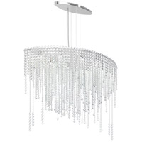 Schonbek CH4811N-401H Chantant 8 Light 22 inch Stainless Steel Pendant Ceiling Light in Clear Heritage, Strand alternative photo thumbnail