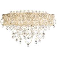Schonbek DR2440N-44A Circulus 4 Light Heirloom Silver Sconce Wall Light